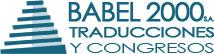 logo Babel 2000 traducciones y congresos